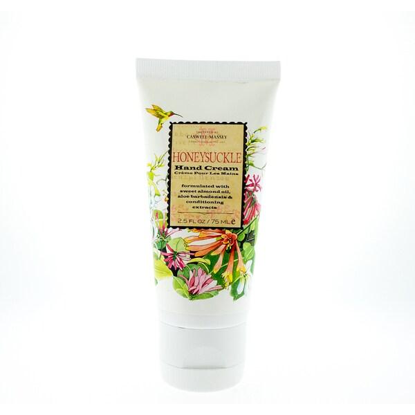 Caswell-Massey Honeysuckle 2.5-ounce Hand Cream