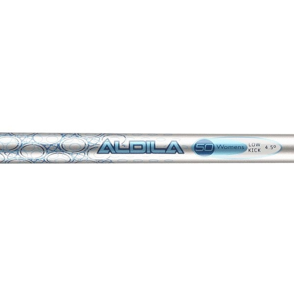 Cobra / Aldila S3 Women's Blue and Silver 50 Graphite Golf Shafts