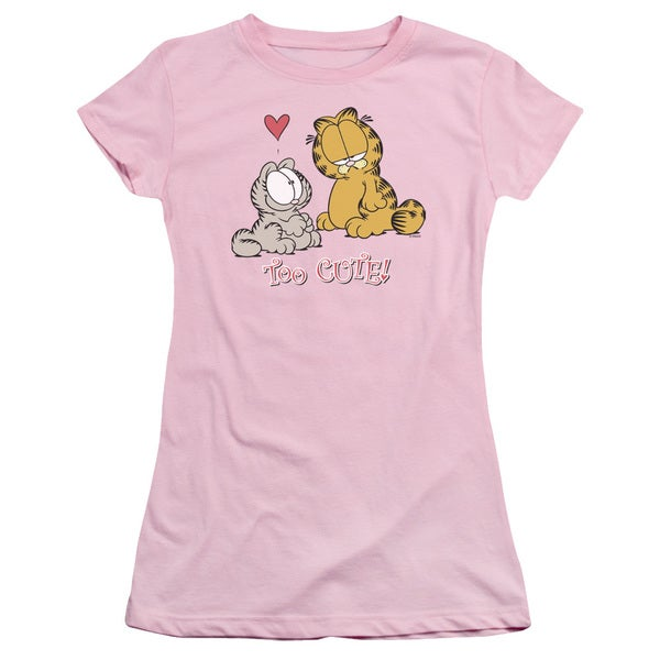Garfield/Too Cute Junior Sheer in Pink