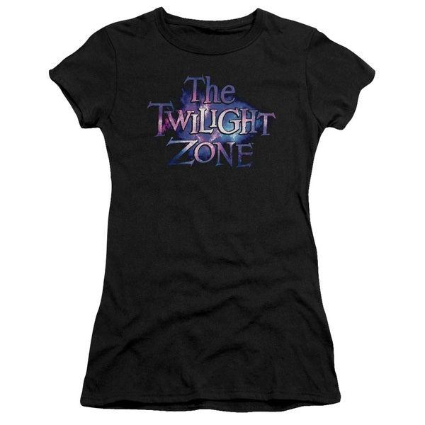 Twilight Zone/Twilight Galaxy Junior Sheer in Black