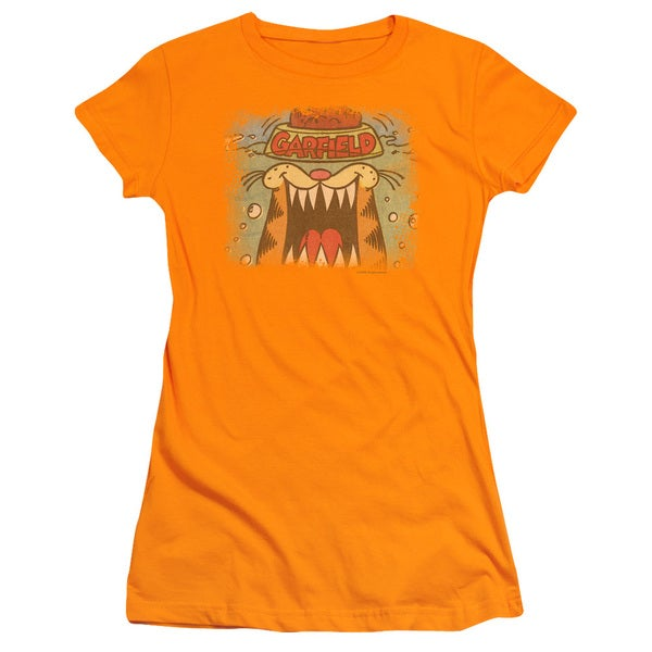Garfield/From The Depths Junior Sheer in Orange