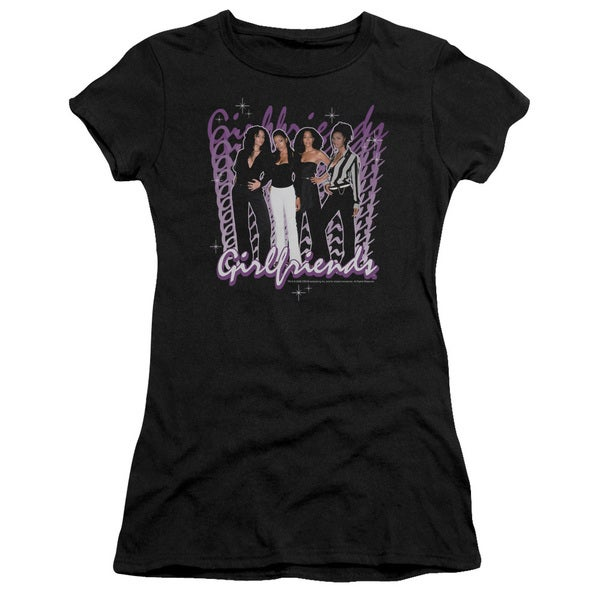 Girlfriends/Girlfriends Junior Sheer in Black