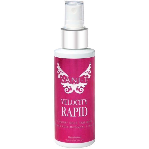 Vani-T Velocity Rapid 1-Hour 4-ounce Self Tan Mist