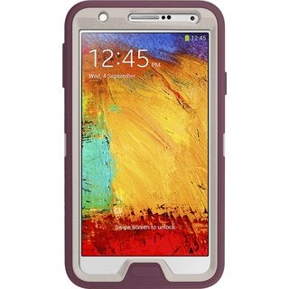 OtterBox 77-34126 Defender Series for Galaxy Note 3 - Merlot