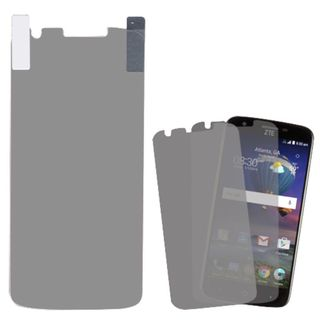 Insten Clear Screen Protector Film Cover For ZTE Grand X 3 (Pack of 2)