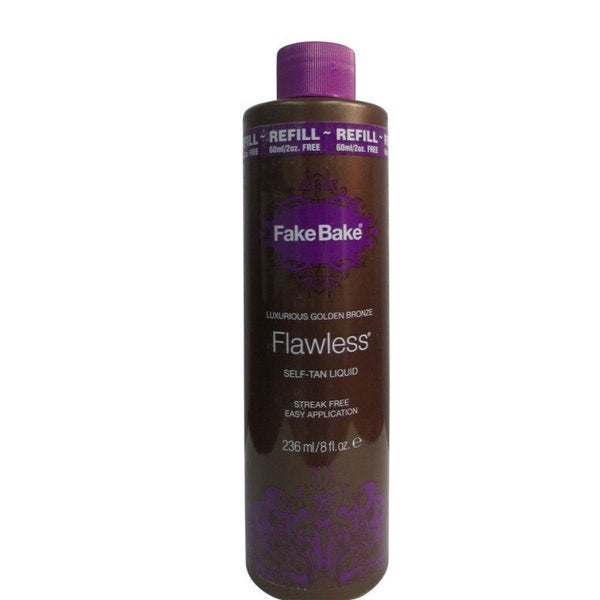 Fake Bake Flawless 8-ounce Self-Tan Liquid Refill