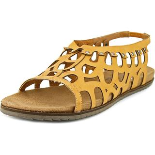 Coconuts by Matisse Women's Swan Tan Faux-leather Sandals