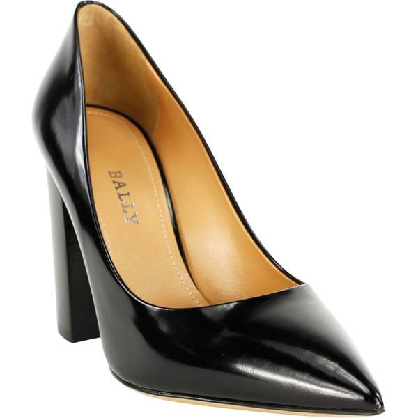 Bally Black Women's Classic Heels (Size 35)