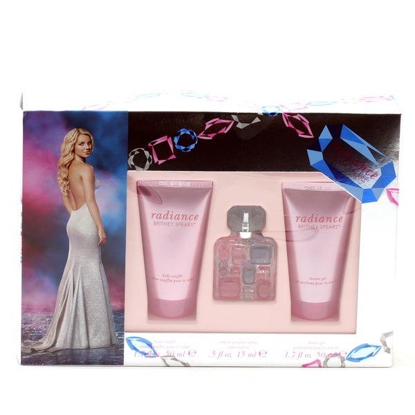 Britney Spears Radiance Women's 3-piece Gift Set 19040172