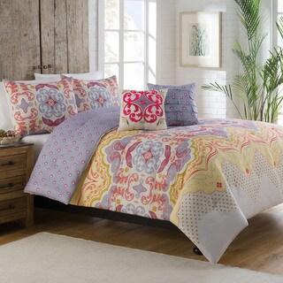 Milo Floral 5-piece Comforter Set