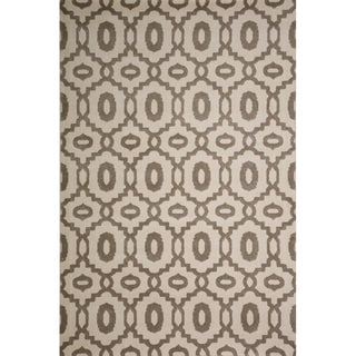 Christopher Knight Home Prudence Mercy Snow Geometric Rug (8' x 10')