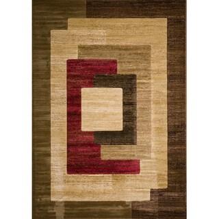 Christopher Knight Home Yetta Oana Brown Rug (8' x 11')