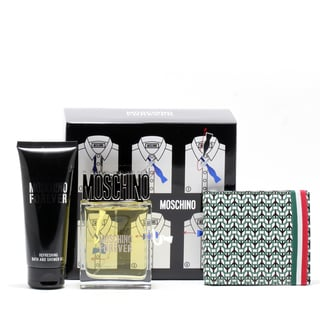 Moschino Forever Men's 3-piece Gift Set