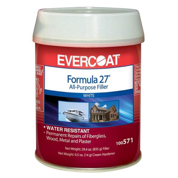 Evercoat 100571 1 Pint Formula 27 All Purpose Filler