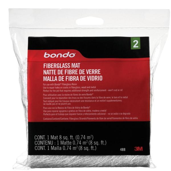 Bondo 488 8 Ft Fiberglass Mat