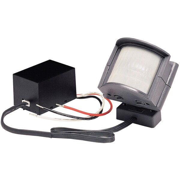 Heathco HZ-5210-GR Gray Wire In Motion Sensor Light Control