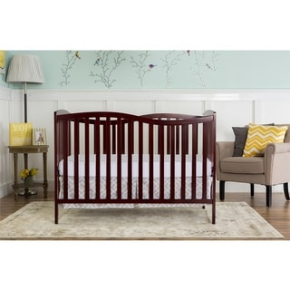 Dream On Me Chelsea Wood 5-in-1 Convertible Crib