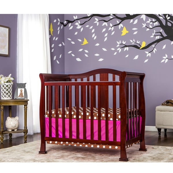 Dream On Me Naples Mini Crib