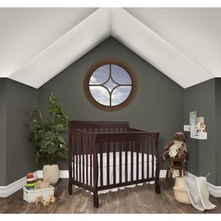 Aden Convertible 4-in-1 Mini Crib