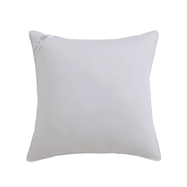 VCNY Cotton Down and Feather Euro Square Pillow