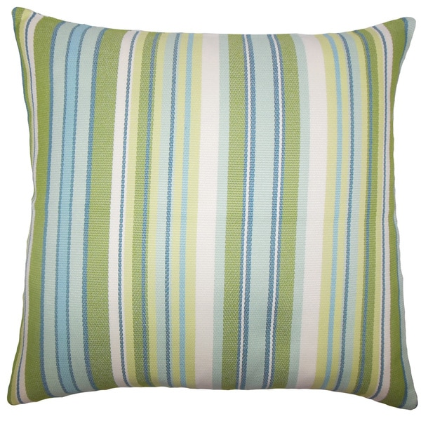 Urbaine Striped Throw Pillow Cover