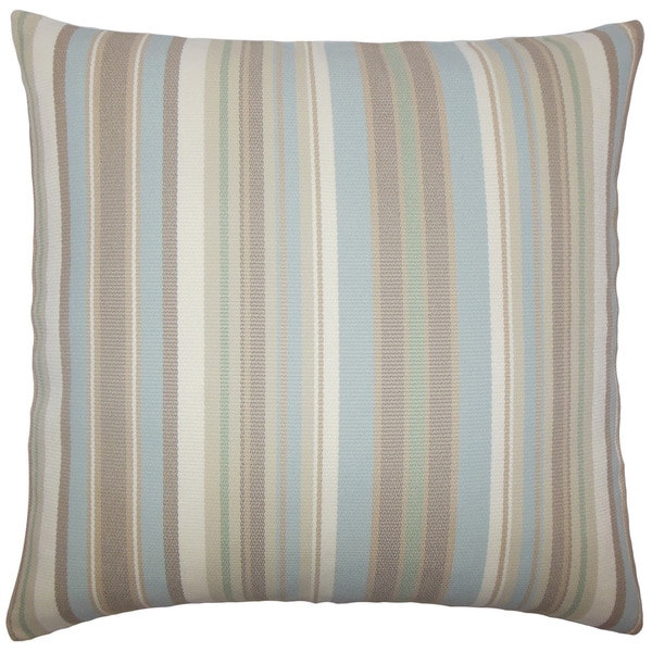 Urbaine Striped Throw Pillow Cover