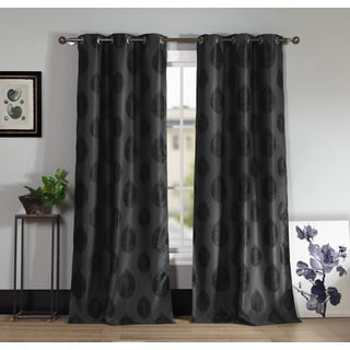 Iselin 96-inch Blackout Curtain Panel Pair