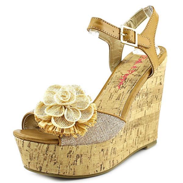 Pink & Pepper Women's Tialla Basic Textile Sandals