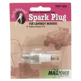 Maxpower 334059 Spark Plug For Lawnboy Engines