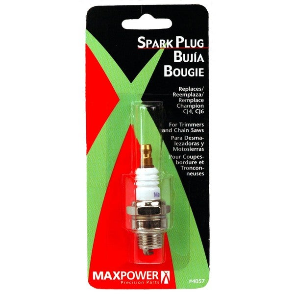 Maxpower 334057 CJ4 & CJ6 Spark Plug For Trimmers & Chain Saws