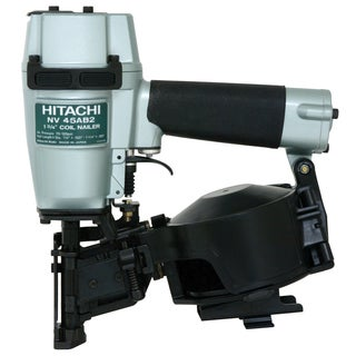 """Hitachi NV45AB2 1-3/4"""" Coil & Roofing Nailer"""