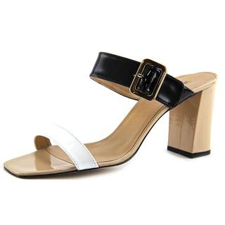 Vaneli Women's Trill Patent Leather Sandals