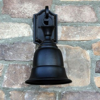 AA Warehousing Liberty 1 Light Exterior light in Oil Rubbed Bronze