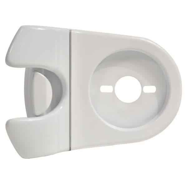 Summer Infant White Plastic Lever Handle Lock