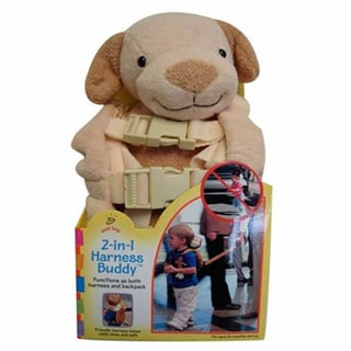 GoldBug Polyester 2-in-1Buddy Dog Harness