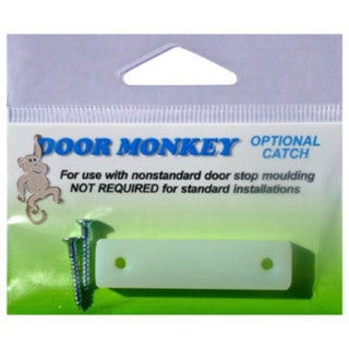 Door Monkey Plastic Optional Catch