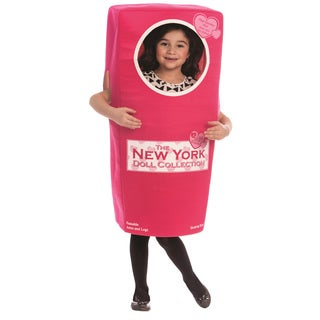 New York Doll Box Costume