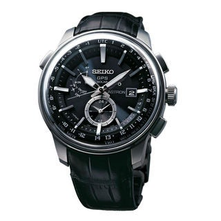Seiko Men's SAS037J1 Astron Black Watch