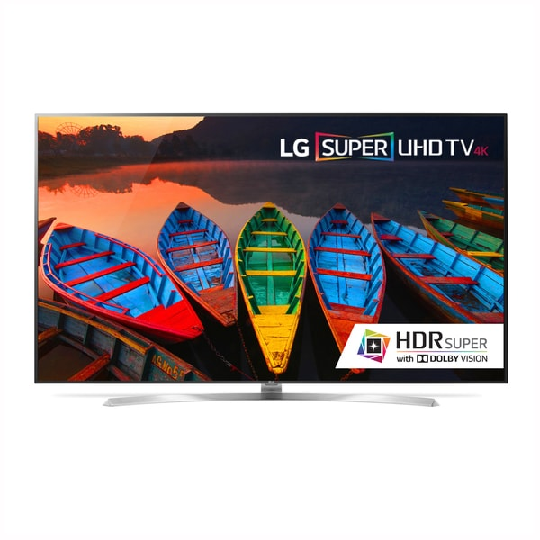LG 75UH8500 75-inch Class 4K 240Hz Super UHD 3D Television