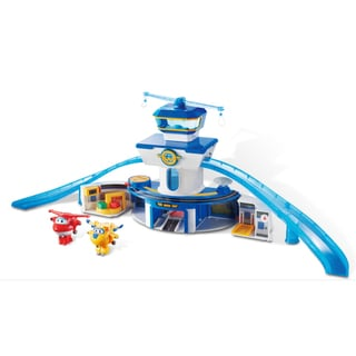 Auldey Toys Super Wings World Airport Playset