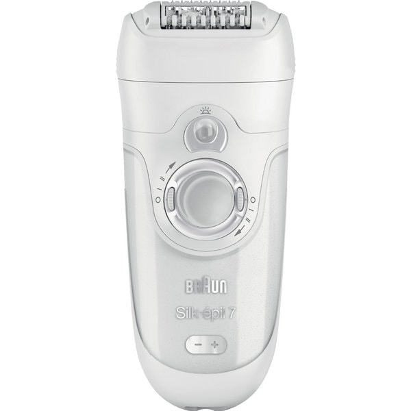 Braun Silk Epil 7 Wet & Dry Epilator Hair Remover 19045728