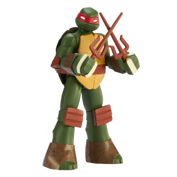 TMNT Raphael Action Figure Level 1 Model Kit