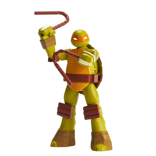 TMNT Michelangelo Action Figure Level 1 Model Kit