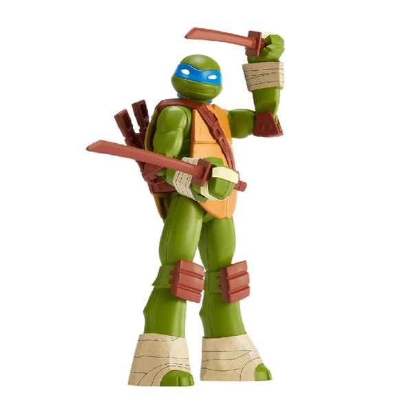 TMNT Leonardo Action Figure Level 1 Model Kit 19045817