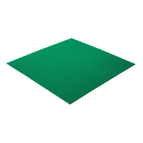 Brictek 15 Inch Green Baseplate