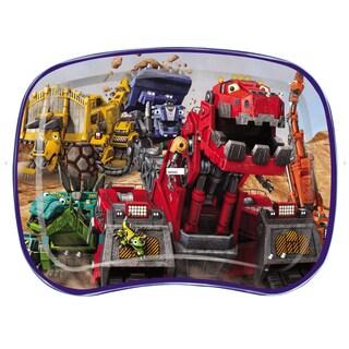 Dino Trux Kids Snack and Play Tray