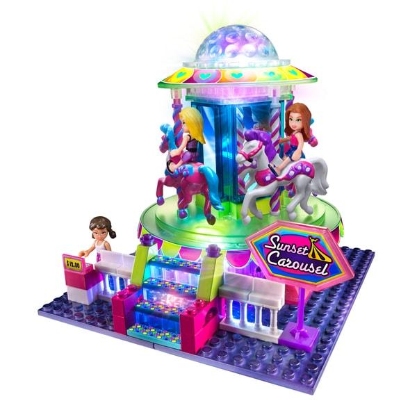Cra-Z-Art Lite Brix Carousel