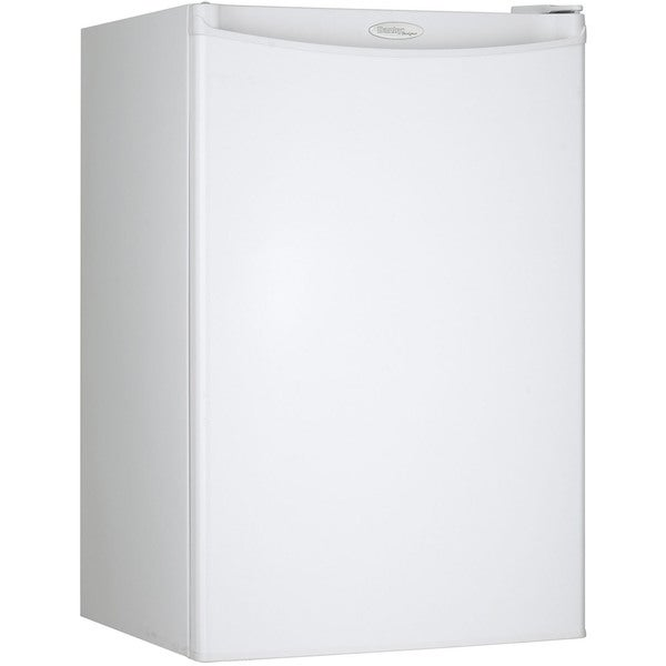 Danby White Designer Energy Star 4.4-cubic foot Compact Refrigerator/Freezer