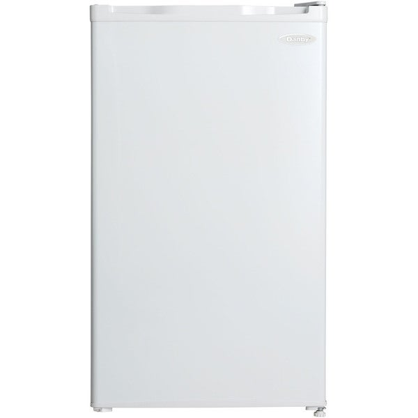 Danby White 3.2-cubic foot Compact Refrigerator/Freezer