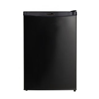 Danby Black 4.4-cubic-foot Designer Energy Star Counter-high Refrigerator